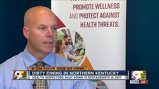 I-Team: Dirty dining in Northern Kentucky - Video