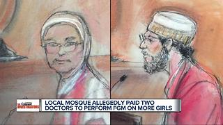 Local mosque allegedly paid two doctors to perform FGM on more girls - Video