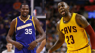 Kevin Durant Says LeBron James is NOT Better Than Him! - Video