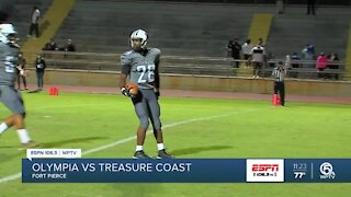 Treasure Coast stays perfect
