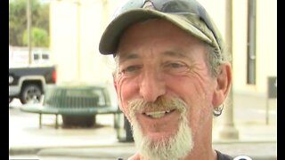 Martin County deputies help homeless veteran find new home
