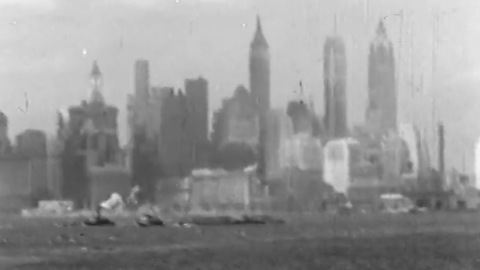 Story Of A City: New York (1946)