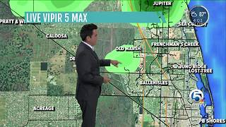 South Florida weather 8/15/17 - 4pm report - Video