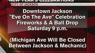 New Year's Eve events in Mid-Michigan - Video