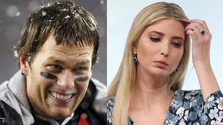 Tom Brady HOOKED UP with Ivanka Trump!? - Video