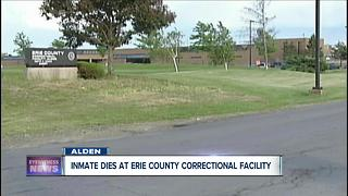Inmate commits suicide at Erie County Correctional Facility - Video