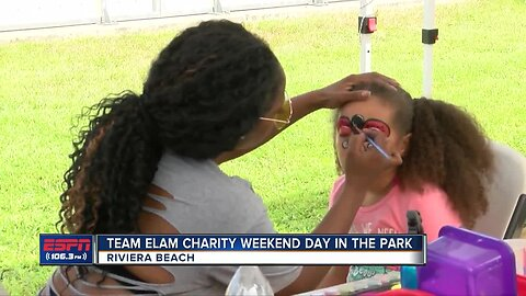 Team Elam Day in the Park