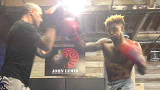 Odell Beckham Jr Shows What He's Been Up to While Skipping OTAs - Video