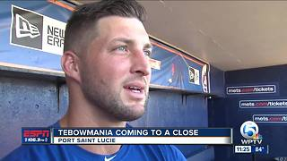 Tebow Time Coming To An End - Video