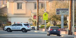 Shooting in NLV near elementary school causes concern for parents
