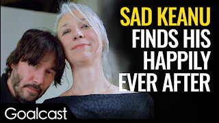 """""""Sad Keanu"""" Finds Happiness 
