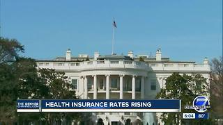 Colorado insurance commissioner blames Trump administration for uncertainty, 27% rate hike requests - Video