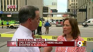 Councilwoman Murray discusses Downtown shooting