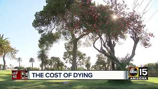Dying in Arizona may cost less than other states - Video