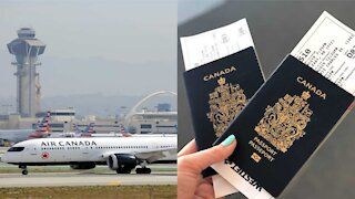 Canadians Will Have To Quarantine In The US After Travelling There By Plane