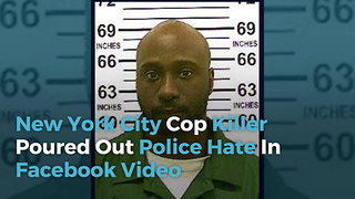 New York City Cop Killer Poured Out Police Hate In Facebook Video - Video