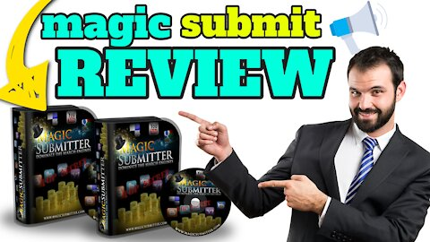 magic submitter review how to create accounts and publish content