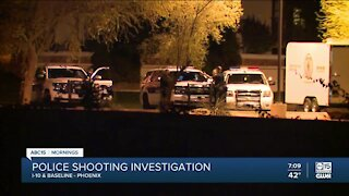 Suspect shot, killed during armed struggle with officers