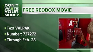 How to get a free movie or video game from Redbox