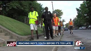 Reaching Indy's youth before it's too late - Video