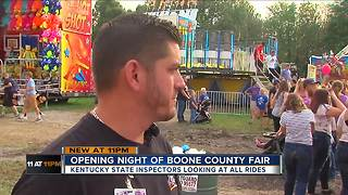 Ohio fair death 'should never' have happened - Video