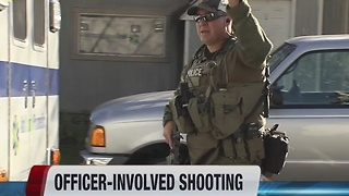 Boise Police Chief Bill Bones, Mayor David Bieter react to officer-involved shooting - Video