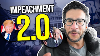 Trump LACKLUSTRE Response to Impeachment - Lawyer Explains - Viva Frei Vlawg
