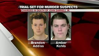 Trial date set for murder suspects