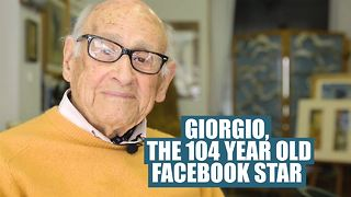 Internet meet real art: Masterclass from a 104 year old - Video