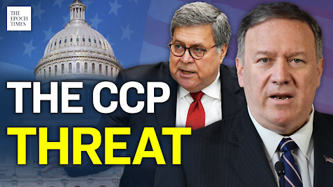 U.S. Officials: CCP Is the Biggest Threat to the West