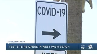 Palm Beach County's COVID-19 screening hotline closed after about 3 hours Thursday