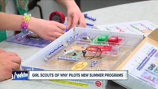 Girls Scouts of WNY rolls out new adventurous programs to empower girls - Video