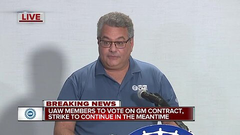 Read the entire UAW-GM contract summary that includes $11K ratification bonus, path for temp workers