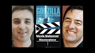 'Godzilla: King of the Monsters' w/Christian Toto | StudioJake Movie Makeover Masterpiece 05