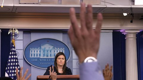 White House Downplays Court Filings About Trump's Inner Circle