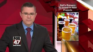Craft beer company in Michigan to spend $7M on projects - Video