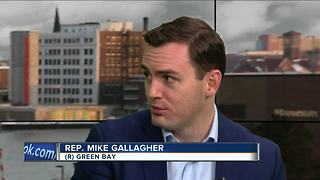 Congressman Mike Gallagher jons NBC26 Today - Video