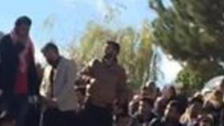University Students in Jordan Protest Trump's Jerusalem Decision - Video