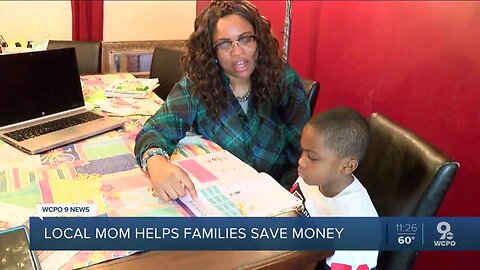 Local mother of 9 makes it her mission to educate other parents about money-saving activities
