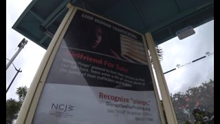 Campaign fights human trafficking