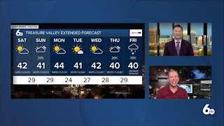 Scott Dorval's Idaho News 6 Forecast - Friday 1/15/21st -