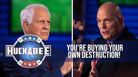 You're BUYING Your Own DESTRUCTION! | Financial Experts Art Ally & Dan Celia | Huckabee