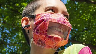 How Window Masks Can Help The Deaf, Hard Of Hearing Amid The Pandemic