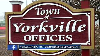 Racine Co. town taking steps to prepare for Foxconn-related growth