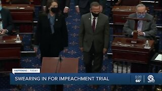 House transfers Trump's article of impeachment to Senate ahead of trial