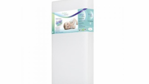 Dream on Me recalls crib, toddler bed mattresses due to violation of federal mattress flammability