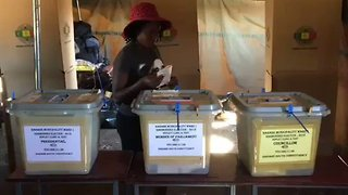 Zimbabwe Holds First Election Since Mugabe Removed From Office - Video