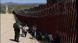 U.S.-Mexico border situation not improving with Biden administration