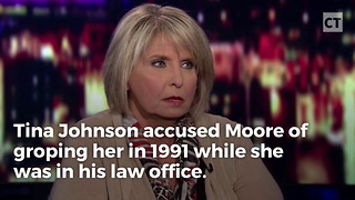 Media Only Running One Side Of Claims Against Roy Moore - Video