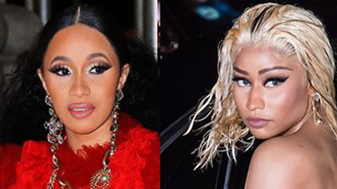 Cardi B Nicki Minaj Feud Timeline EXPLAINED!